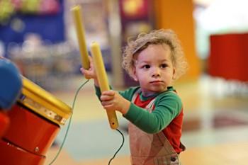 Musikalische Früherziehung in Kindergärten